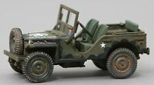 THOMAS GUNN WW2 AMERICAN GB009 U.S. WILLYS G503 JEEP MIB