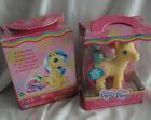 my little pony G3 OVP 25th Birthday Anniversary Scented Pretty Pop Bubble Gum