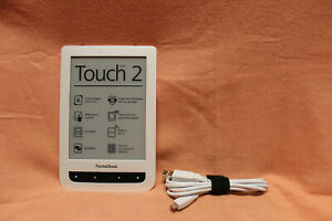 """PocketBook Touch 2 mit 6"""" 15,24cm HD Bildschirm WiFi"""
