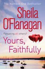 Yours, Faithfully,Sheila O'Flanagan- 9780755307548