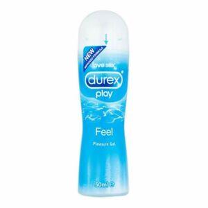 Durex Play Feel Lubricant Gel, 50 ml - Discreet Packaging