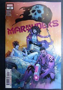 MARAUDERS #19 - Jun 2021 - Marvel Comics #OZ