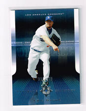 ERIC GAGNE 2004 ULTIMATE COLLECTION BASE CARD # /675 LOS ANGELES DODGERS