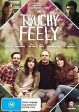 Touchy Feely DVD ss Region 4