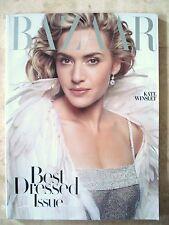 Kate Winslet Sean Combs Gwen Stefani Gwyneth Paltrow Bazaar December 2005