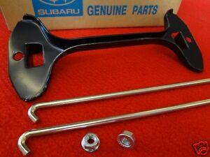 ❤️ Subaru Battery Tie Down Kit WRX Impreza Forester Outback Legacy STi GT XT OEM