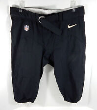 New Orleans Saints  # Game Issued Black Pants Size: 46 NOS0025