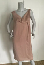 CACHAREL Women's Drape Neck Dress Size IT 44/ USA 10