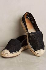 Jasper Jeera Fabienne Lace Espadrilles Size 10 MSRP $68 New Women Anthropologie