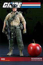 """First Sergeant Code Name Duke G.I. Joe Military Army 12"""" Figur Sideshow"""