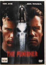 Dvd The Punisher con John Travolta 2004 Usato