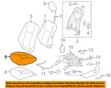 TOYOTA Genuine 71072-0E270-C1 Seat Cushion Cover