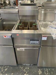 Dean 40 LBS Commercial Fryer LP
