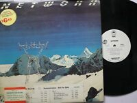 Rock Promo Lp Network Self Titled On Epic (Promo)