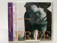 Carroll Thompson - Free - Japan promo label cd