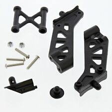 Team Losi 8ight Nitro Buggy 1/8:Wing Mount, Body Posts & Mounting Hardware