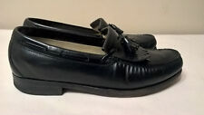 SAS Handsewn Men's Slip On Tassel shoes 10.5W condition=VERY GOOD