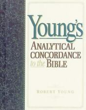 Young's Analytical Concordance to the Bible : Corrected and Updated by Robert Yo