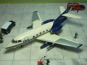 Dassault Falcon 20E G-FRAE FR Aviation 1/72 kit built & finished for display