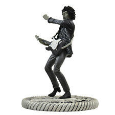 Jimi Hendrix Knucklebonz Rock Iconz Guitar Hero Nostalgia Statue Figure
