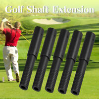 5/10pc Golf Club Shaft Extension Extender for Steel Graphite Driver Fairway Wood