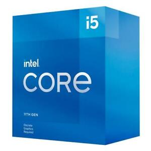 Intel Core i5-11400F Desktop Processor - 6 cores And 12 threads - Up to 4.4 GHz
