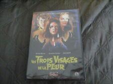 """DVD NEUF """"LES TROIS 3 VISAGES DE LA PEUR"""" Michele MERCIER / Mario BAVA horreur"""
