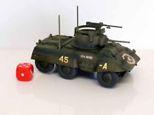 28mm Bolt Action Chain Of Command US Army M8 Greyhound Scout Car - Painted #1