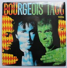 Brent Bourgeois Larry Tagg Sealed Island LP 1987