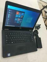Dell Latitude E7270 Laptop - 6th Gen i5-6300U, 2.4GHz 8GB RAM, 512GB SSD,Win Pro