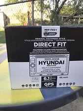 Metro Electronics Multi Fit 7313-1 Double Din In Dash Navi for 2001-2008 Hyundai