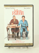 Meet The Parents  Used  DVD  MC4A