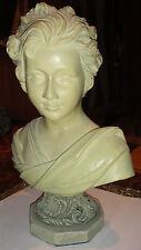 Diane Godness Bust Head Statue Figurine