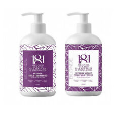 18 in 1 Blonde Intense Violet Shampoo & Mask 500ml Duo