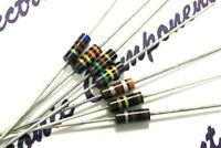 4pcs - RC20GF225J 2.2M (2M2) 1/2W 5% Carbon Composition Resistor