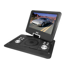 Pyle PDH14 14'' Portable DVD Player USB SD Input, Remote, Earphone AC/DC