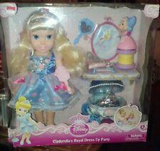 My First Disney Princess Cinderella toddler doll Royal Dress Up Party