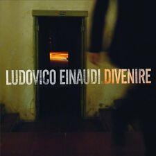 """LUDOVICO EINAUDI """"DIVENIRE"""" CD NEUWARE"""