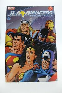 JLA Avengers (2003) #1 1st Print Prestige George Perez Cover/Art Kurt Busiek NM