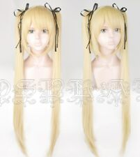 Dead or Alive 5 Marie Rose Blond New Long Styled Cosplay Wig