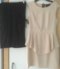 Womens Dress And Skirt 14 River Island & Ruby Rocks Boutique Items X2
