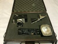 Bell & Howell 8mm Autoload Vintage Movie Camera  Electric Eye plus more
