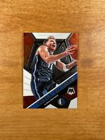 2019-20 Panini Mosaic 13 Luka Doncic Will to Win Dallas Mavericks -MP