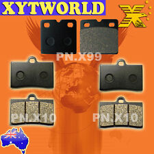FRONT+REAR Brake Pads INDIAN Chief Vintage 2009 2010 2011 2012 2013