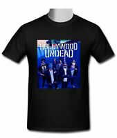 NEW HOLLYWOOD UNDEAD T-SHIRT USA SIZE EM31