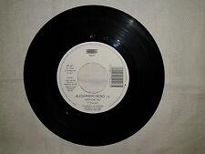 "Alessandro Bono / Andrea Mingardi - Disco Vinile 45 Giri 7"" Ed. Promo Juke Box"