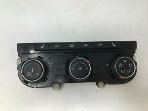 #4066S VW Passat CC OEM Dash Temp AC Heat AIR Climate Control Switch