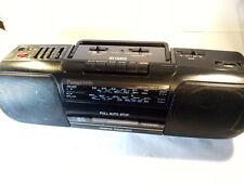 Panasonic RX-FS420 Boombox Cassette Tape Deck Radio FM Portable Stereo Player