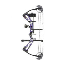 Diamond Archery Edge SB-1 Bow Package Left Hand Purple Blaze