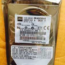 "*New* Toshiba (MK6025GAS) 60GB, 4200RPM, 2.5"" IDE Internal Hard Drive"